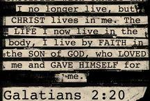 For the Savior