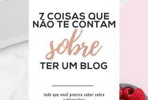 Blog + empreendedorismo / Dicas para blogs, como aumentar o tráfego do blog, como usar as redes sociais, como usar o Pinterest e muitas outras. * regras: apenas imagens verticais e sem links direto para produtos de afiliados