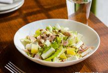 Recetas de Ensaladas / Salad recipes / Recetas de ensaladas frescas que querrás disfrutar en primavera y verano
