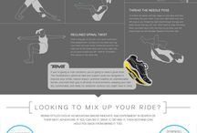 Riding fitness and stretching