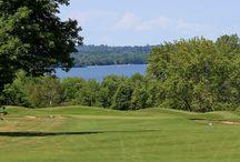 Golf / in Georgina, Ontario, Canada