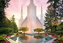 Latter Day Saint Temples
