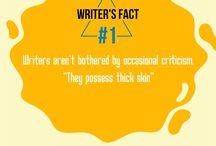 Writers fact
