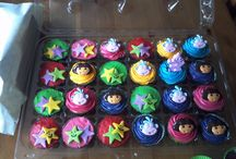Joëls food and cakes cupcakes / Full time mommie, student and catering/cakeordering service out of my home. Specialist in Surinam food for parties, meetings etc. Cupcakes, bdaycakes etc. Food is my first love