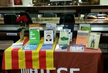 Saint George's Day 2017 / April 23 is, at one and the same time, Saint George's Day, World Book Day and the Fair of the Book and the Rose in Catalonia.  To mark the occasion, the Library has prepared a selection of interesting books by IESE Professors which will be displayed in the entrance hall on Friday. Come along and you will be able to take some of these books on loan.  Also this Friday, you can take a book away as a special Saint George's gift.