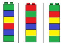 lego blokken opdrachtkaarten