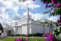 LDS Temples  / This board will soon be a picture of every temple in the world. (There are alot so stay tuned!!) / by Bethy Amidan