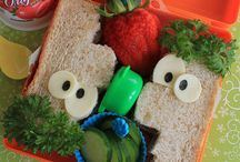 lunch box ideas / by Angela Miller