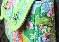 Sewing patterns / Bag tutorials