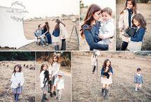 Family Portraits / Family Photography | Family Portraits | Family Session | Family Photo Styling