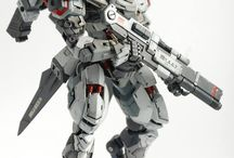 Custom Build Gunpla