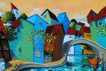 Miguel Freitas / Canadian artist