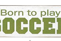Soccer Signs and Sayings