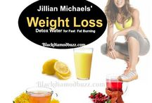 Weight Loss Detox Water