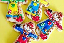 Biscoitos juninos