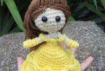 Tejidos / Crochet, dos agujas