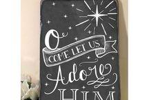 Christmas ideas 2015 / Things to make and do for Christmas