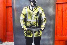 street art / by Kulture Moto