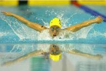 Butterfly Swimming Stroke