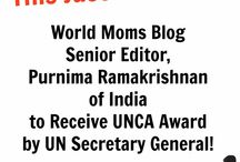 World Moms Network: Awards / We are thankful for the awards that our site and our contributors have won for their work at World Moms Blog. This board serves as a collection of our awards and recognition!