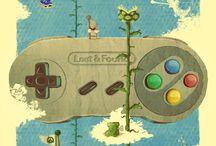 Nintendo / by Heidi Lewis
