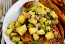 Main Dish {Poultry + Pork}