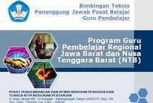 Download Program Guru Pembelajar Regional Jawa Barat dan Nusa Tenggara Barat (NTB)