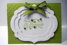 St Patrick's day cards / by Patricia Metzgar