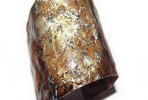 metaloplastyka / moje prace wykonane z miedzi,blach,patynowane,postarzane