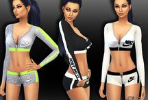 Sims 4 ropa deportiva