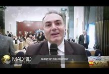 Sandro Albano cliente della compagnia Global InterGold / The Gold is Money