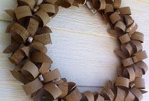 Toiletpaper crafts