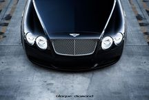Bentley with BD-6 Wheels / Check out our full range at www.blaquediamond.com