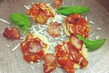 i piatti dello Chef / i piatti del nostro Chef