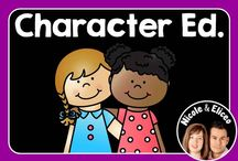 Character Education / Welcome! We hope you find some inspirational teaching ideas & resources while you're here. To collaborate with us, follow us and email your Pinterest link and the name of the board(s) you are interested in to NicoleAndEliceo@gmail.com Pinners, please DO limit pins to three per day, pin a variety of items and write thoughtful descriptions. Please DON'T repin items, pin paid products or invite others to this board. Thanks & happy teaching! / by Nicole and Eliceo