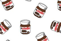 SWEETS ~ nutella ❤️