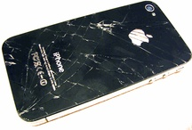 How To's (apple glass repair) / by Sophia
