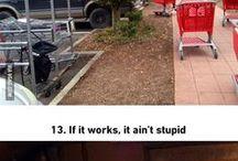 Funny pics / lazy lazy people nowadays