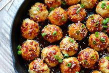 Chicken and Turkey Meatball Recipes