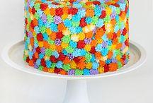 cakes! / by Elizabeth Hammons-Nabavi