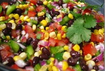 Salads and Dips / by Linda Russell
