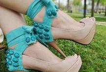 Shoes / by Melissa Sanchez