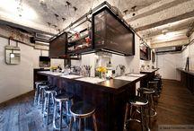 Shanghai bar set / by Interro Bang