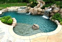 Garden/pool ideas