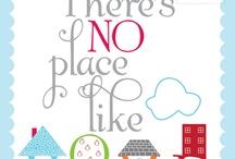 My happy places. :) / by Nancy McGinn