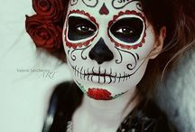 Sugar skull Halloween / by Ashley Reisz