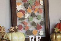 Thanksgiving / by Stephanie Ann