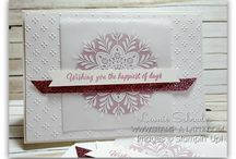 Frosted Medallions Stampin Up