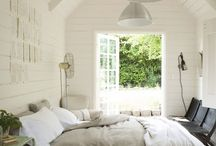 Room for Me / #writer #blogger #cabin #library #farm #cozy #bedroom #living #room #small  / by Hepatitis C ihelpc