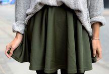 Faldas / Skirts